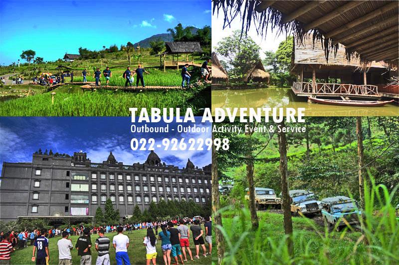 wisata outbound lembang