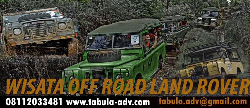 land rover off road cikole