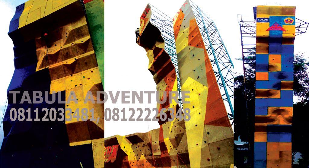 tabula adventure produsen climbing wall di jawa barat