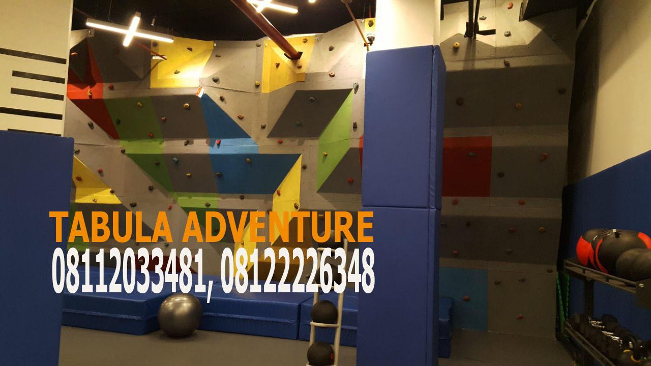 produsen climbing wall di jawa barat