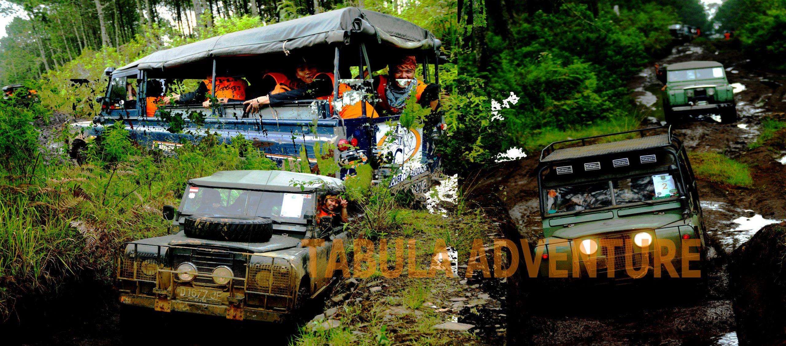 Wisata Off Road Land Rover Terdampak Pandemi Covid-19